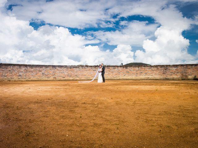 El matrimonio de Sebastián y Laura en Rionegro, Antioquia 1