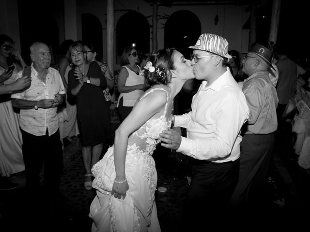 El matrimonio de Luis Alberto y Ana Yurany en Sopetrán, Antioquia 32