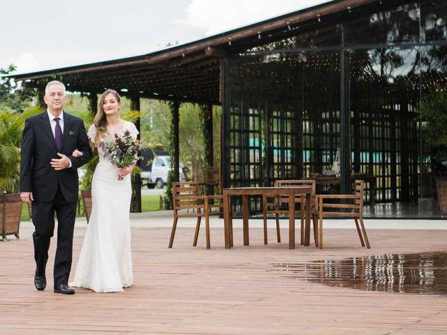 El matrimonio de Valentina y Juan Camilo en Rionegro, Antioquia 1