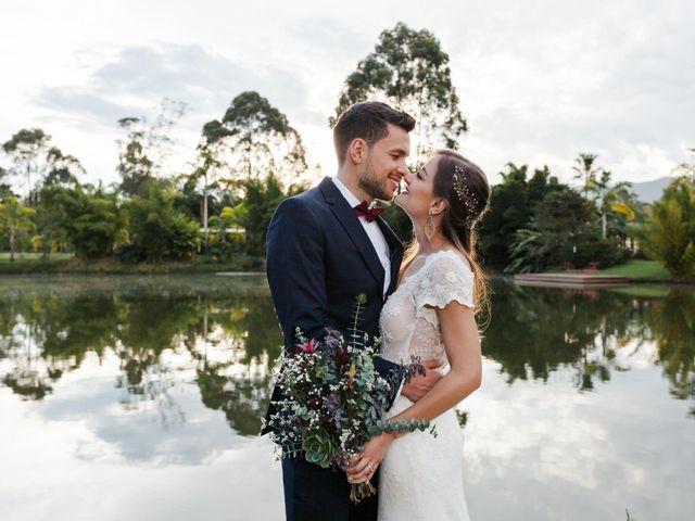 El matrimonio de Valentina y Juan Camilo en Rionegro, Antioquia 20