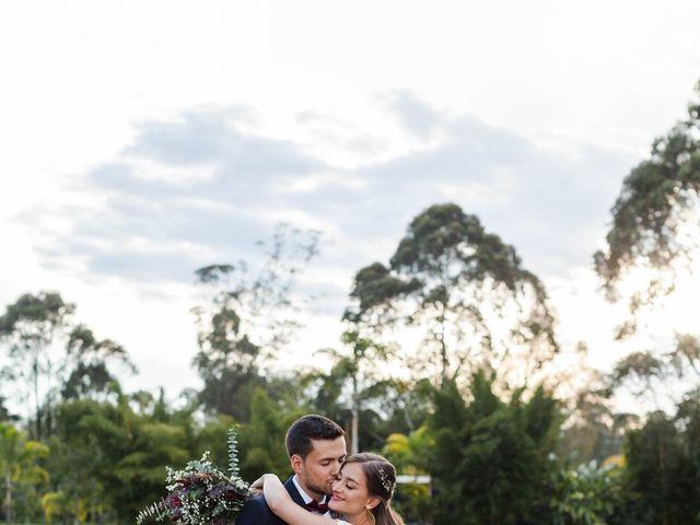 El matrimonio de Valentina y Juan Camilo en Rionegro, Antioquia 22