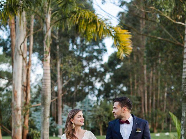 El matrimonio de Valentina y Juan Camilo en Rionegro, Antioquia 29
