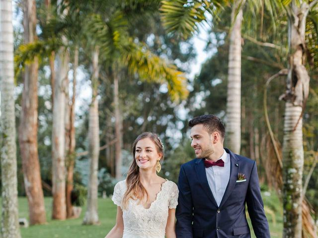 El matrimonio de Valentina y Juan Camilo en Rionegro, Antioquia 30