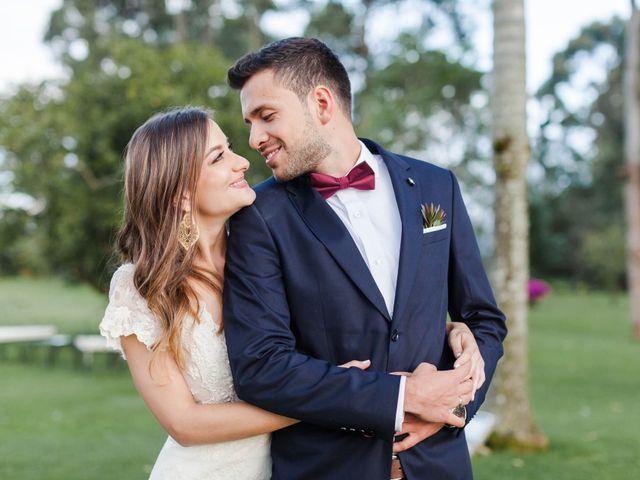 El matrimonio de Valentina y Juan Camilo en Rionegro, Antioquia 31