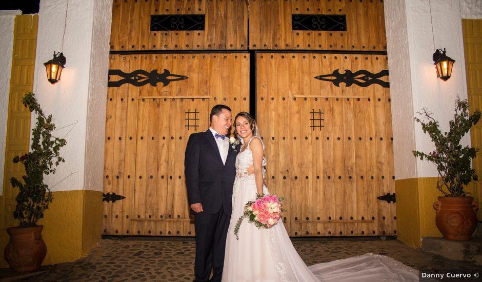 El matrimonio de Luis Alberto y Ana Yurany en Sopetrán, Antioquia