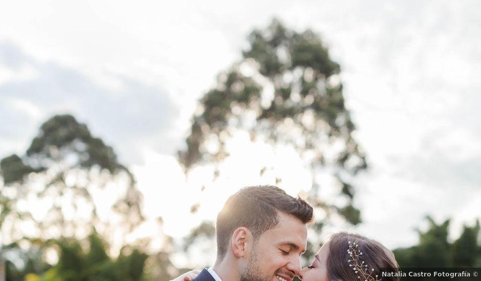 El matrimonio de Valentina y Juan Camilo en Rionegro, Antioquia