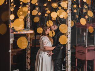 El matrimonio de Paola y Adrian