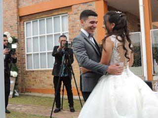 El matrimonio de Daniela y Juan David 1