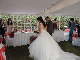 El matrimonio de Daniela y Juan David 2