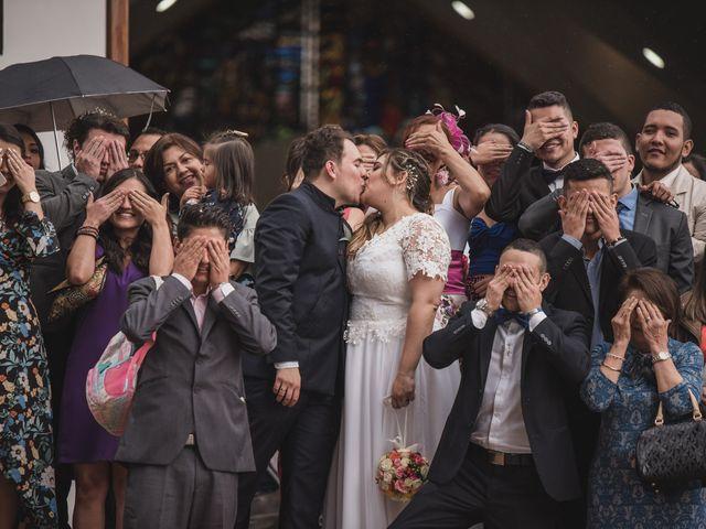 El matrimonio de Adrian y Paola en Manizales, Caldas 7