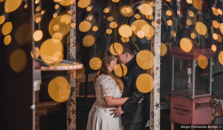 El matrimonio de Adrian y Paola en Manizales, Caldas