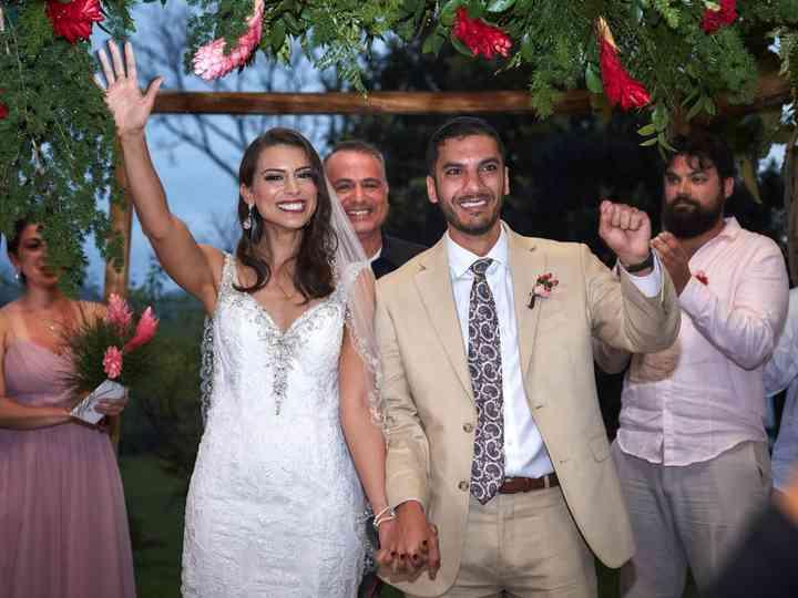El matrimonio de Mauricio y Jennifer