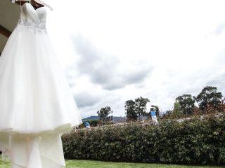 El matrimonio de Eliana y Felipe 1