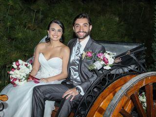 El matrimonio de Eliana y Felipe