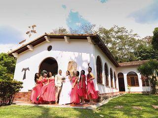 El matrimonio de Ángela y Jur 1
