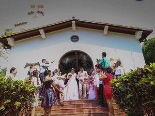 El matrimonio de Ángela y Jur 3