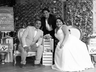 El matrimonio de Ángela y Jur