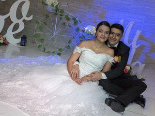 El matrimonio de Diana Melisa y Juan Sebastián