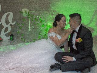 El matrimonio de Diana Melisa y Juan Sebastián 3