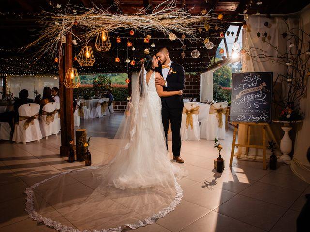 El matrimonio de David y Ángela en El Santuario, Antioquia 10