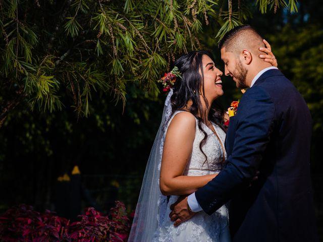 El matrimonio de David y Ángela en El Santuario, Antioquia 11