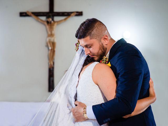 El matrimonio de David y Ángela en El Santuario, Antioquia 14