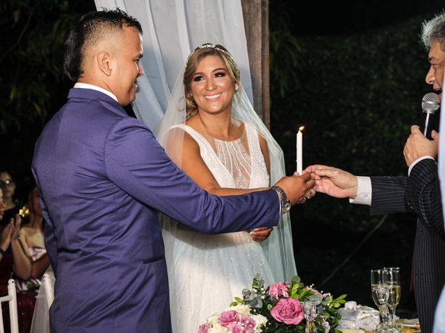 El matrimonio de Paola  y David