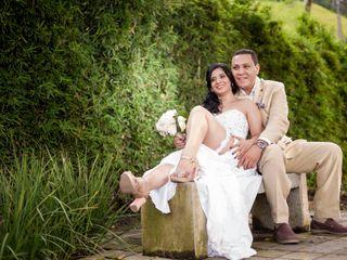 El matrimonio de Gladys Estella Arango Toro y Alex Mauricio Bedoya Sanchez
