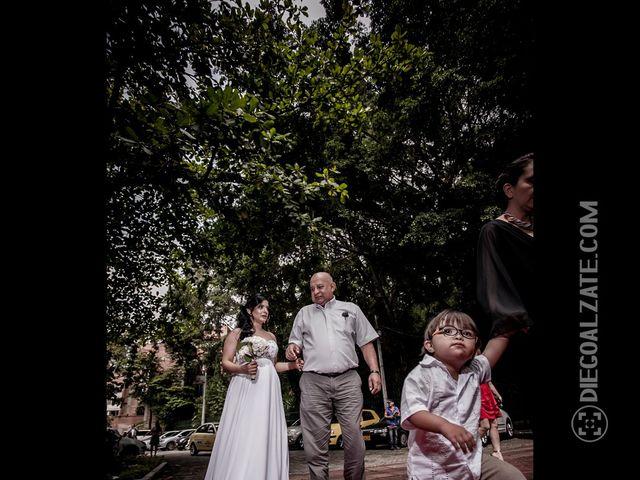 El matrimonio de Alex Mauricio Bedoya Sanchez y Gladys Estella Arango Toro en Medellín, Antioquia 4