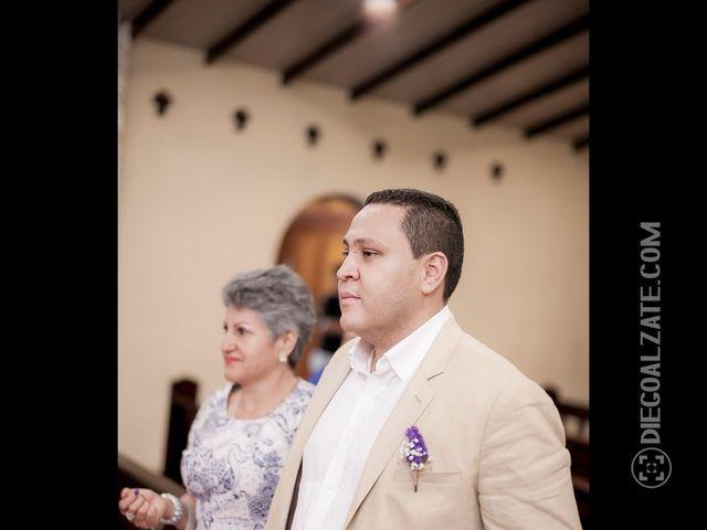 El matrimonio de Alex Mauricio Bedoya Sanchez y Gladys Estella Arango Toro en Medellín, Antioquia 5