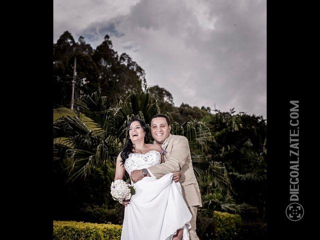 El matrimonio de Alex Mauricio Bedoya Sanchez y Gladys Estella Arango Toro en Medellín, Antioquia 10