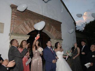 El matrimonio de Luisa Fernanda  y Andrés Felipe  2