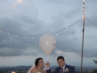 El matrimonio de Luisa Fernanda  y Andrés Felipe  3