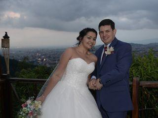El matrimonio de Luisa Fernanda  y Andrés Felipe