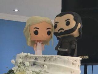 El matrimonio de Silvia y Luis 2