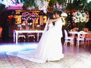 El matrimonio de Carolina y Alejandro 1