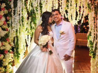 El matrimonio de Carolina y Alejandro 2