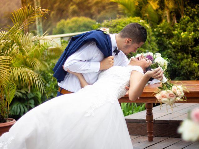El matrimonio de Santiago y Astrid en Medellín, Antioquia 45