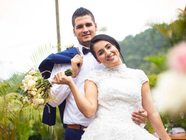 El matrimonio de Santiago y Astrid en Medellín, Antioquia 54