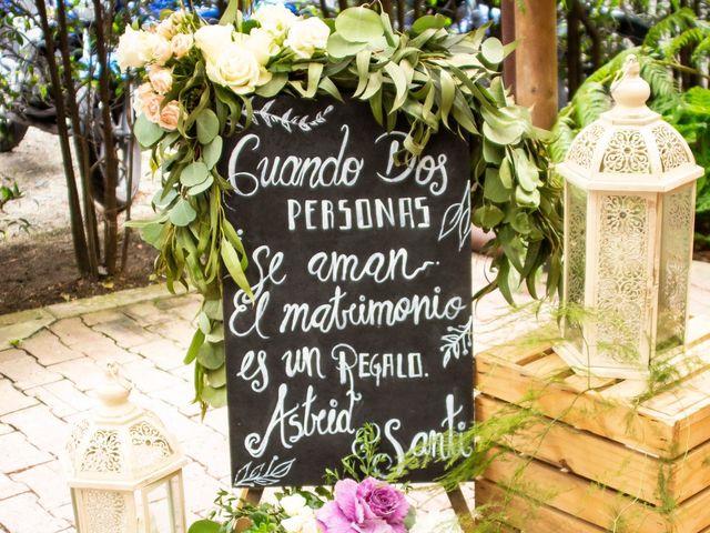 El matrimonio de Santiago y Astrid en Medellín, Antioquia 56