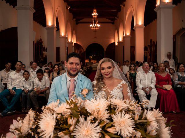 El matrimonio de Juan y Gloria en Valledupar, Cesar 6