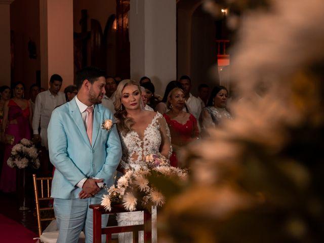 El matrimonio de Juan y Gloria en Valledupar, Cesar 8