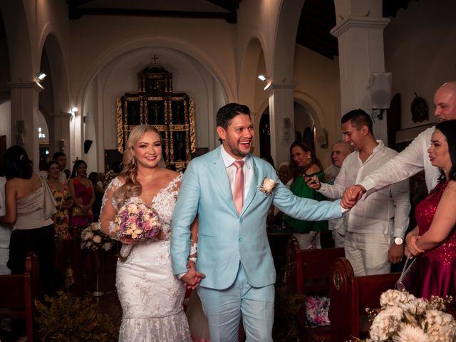 El matrimonio de Juan y Gloria en Valledupar, Cesar 13
