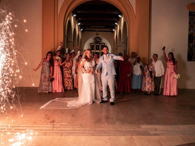 El matrimonio de Juan y Gloria en Valledupar, Cesar 15