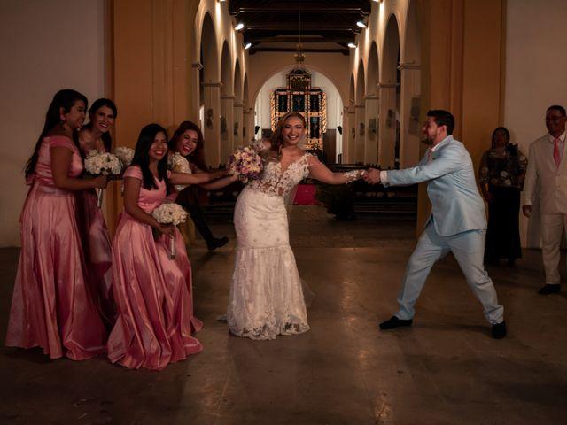 El matrimonio de Juan y Gloria en Valledupar, Cesar 16