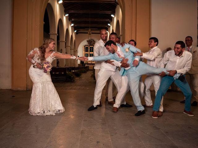 El matrimonio de Juan y Gloria en Valledupar, Cesar 17