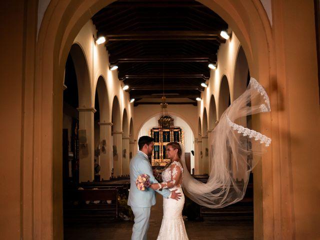 El matrimonio de Juan y Gloria en Valledupar, Cesar 1
