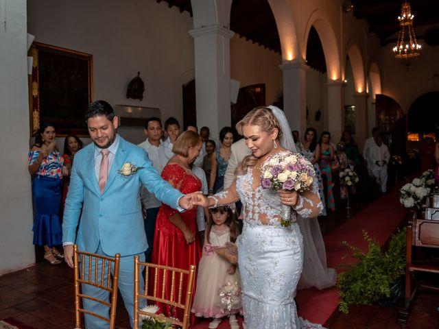 El matrimonio de Juan y Gloria en Valledupar, Cesar 28