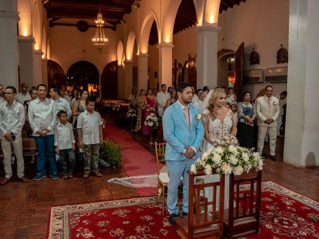 El matrimonio de Juan y Gloria en Valledupar, Cesar 30