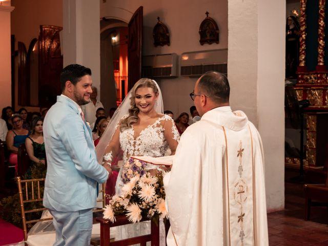 El matrimonio de Juan y Gloria en Valledupar, Cesar 34